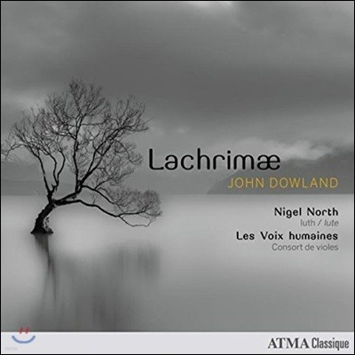 Nigel North 다울랜드: 라크리메 [일곱 개의 눈물] (John Dowland: Lachrimae)