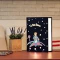 어린왕자 북램프(클래식) LED