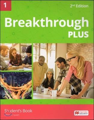 Breakthrough Plus 1, 2/E : Student's Book