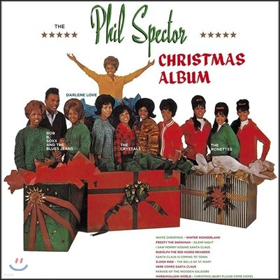 Phil Spector (필 스펙터) - The Phil Spector Christmas Album [LP]