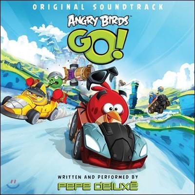 앵그리 버드 고! 게임 음악 (Angry Birds Go! OST by Pepe Deluxe) [LP]