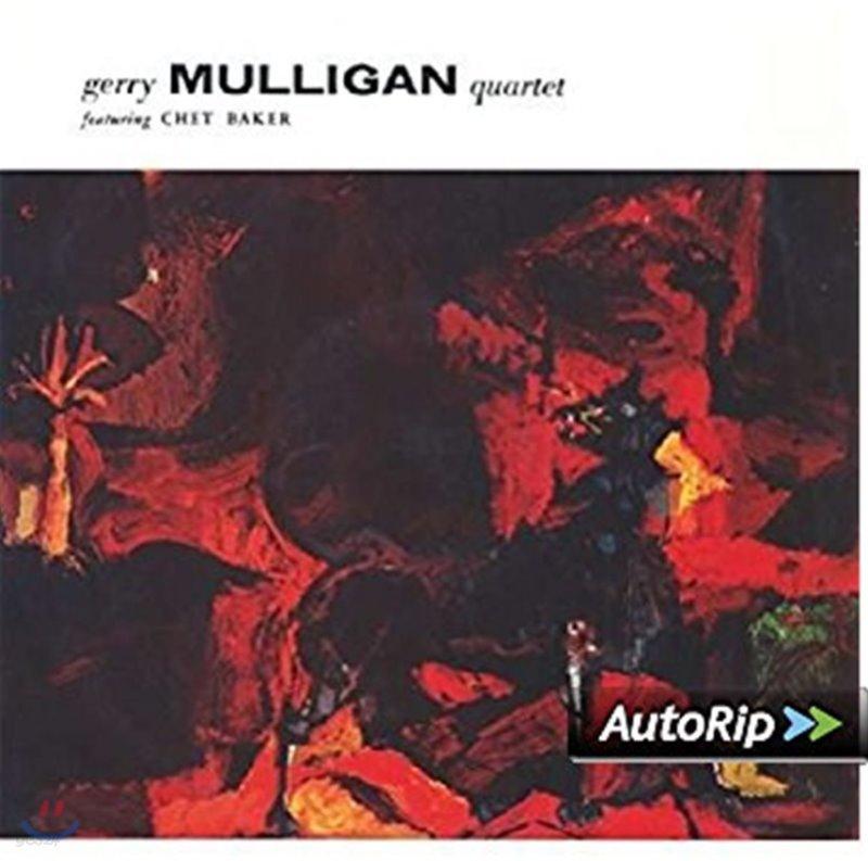 Gerry Mulligan & Chet Baker (게리 멀리건, 쳇 베이커) - Gerry Mulligan Quartet [LP]