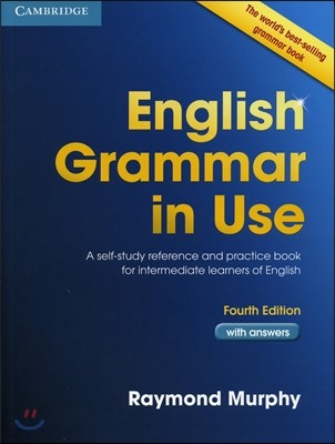 English Grammar in Use With Answers, 4/E
