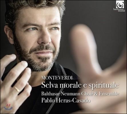 Pablo Heras-Casado 몬테베르디: 윤리적이고 종교적인 숲 (Monteverdi: Selva Morale e Spirituale)