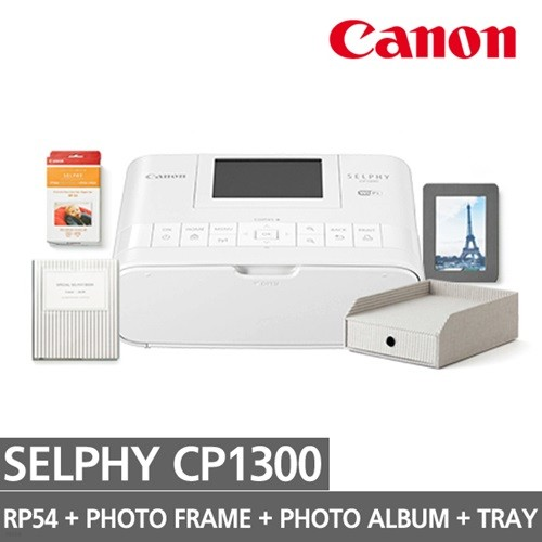 (캐논코리아정품) 셀피 포토프린터  CP1300