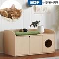 동서가구 3단전면 고양이화장실(다리없음) DF637163