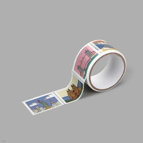 Masking tape : stamp - 07 Landmark