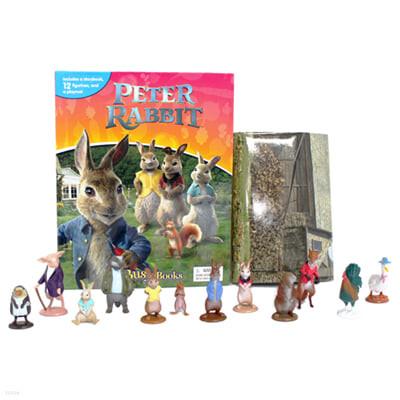 Peter Rabbit My Busy Book 피터래빗 비지북 피규어책