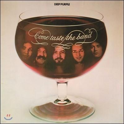 Deep Purple (딥 퍼플) - Come Taste The Band [LP]