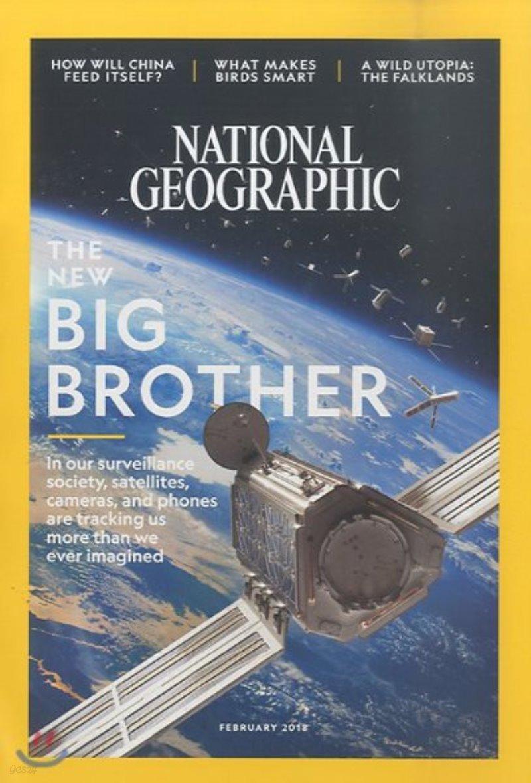 National Geographic USA (월간) : 2018년 02월