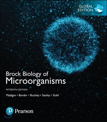 Brock Biology of Microorganisms, 15/E (Global Edition)