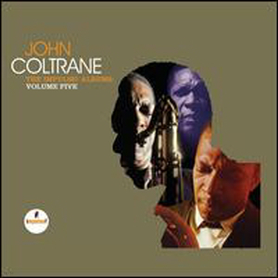John Coltrane - Impulse! Albums, Vol. 5 (5CD Boxset)