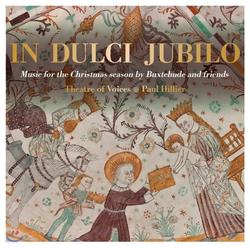 Paul Hillier - In Dulci Jubilo / Music for the Christmas season by Buxtehude and Friends