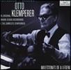 Otto Klemperer 오토 클렘페러 - 베토벤 / 브람스: 교향곡 전집 (Milestones of a Legend - Beethoven & Brahms Symphonies)