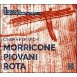 Luigi Piovano 엔리오 모리코네 / 니노 로타 / 피오반니: 현악 오케스트라를 위한 영화음악 (Cinema Per Archi - Morricone / Piovani / Rota)