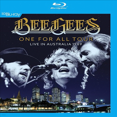 Bee Gees - One For All Tour Live In Australia 1989(Blu-ray)(2018)