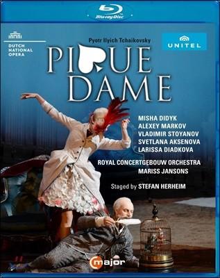 Mariss Jansons 차이코프스키: 오페라 '스페이드 여왕' (Tchaikovsky: Pique Dame)