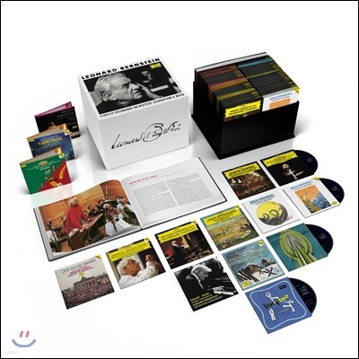레너드 번스타인 DG. Decca 녹음 전집 (Leonard Bernstein - Complete Recordings on DG & Decca)