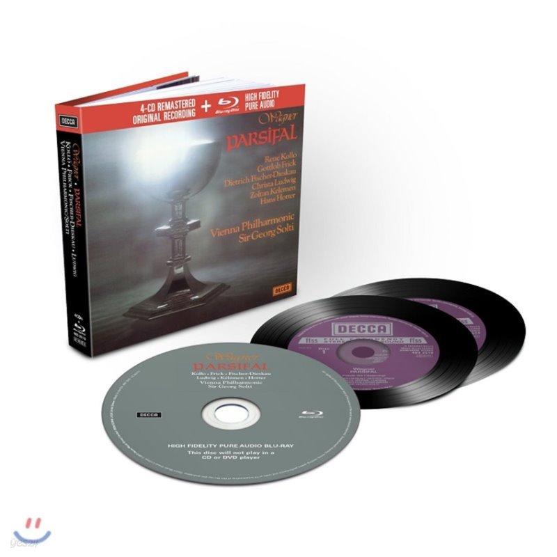 Georg Solti / Rene Kollo 바그너: 파르지팔 (Wagner: Parsifal)