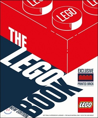 The Lego Book : 레고북 (한정판 브릭 1개 포함)