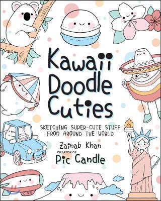 Kawaii Doodle Cuties