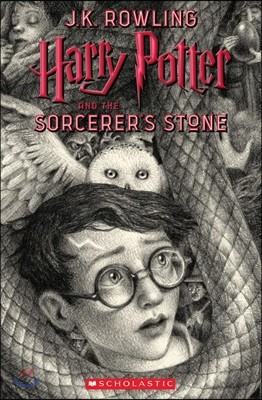 Harry Potter and the Sorcerer's Stone (미국판) : 해리포터 20주년 기념판