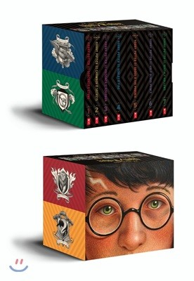 Harry Potter 20th Anniversary Box Set (미국판) : 해리포터 20주년 기념판