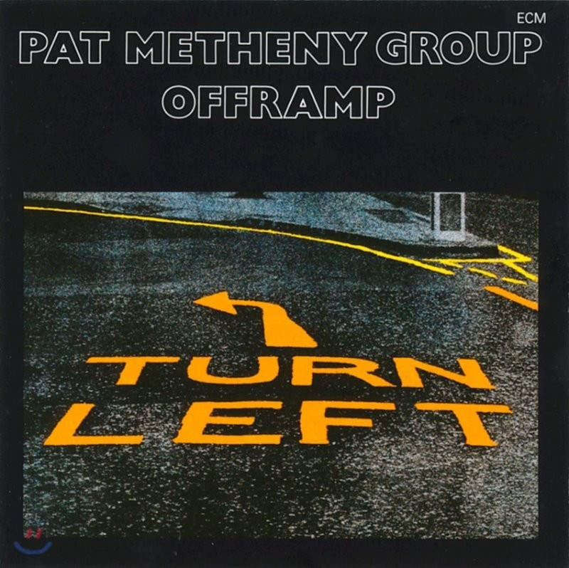 Pat Metheny Group (팻 매스니 그룹) - Offramp [SACD Hybrid]