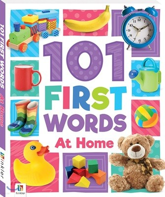 101 First Words: At Home (refresh)
