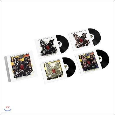 Led Zeppelin - How The West Was Won 레드 제플린 1972년 6월 라이브 [4 LP]