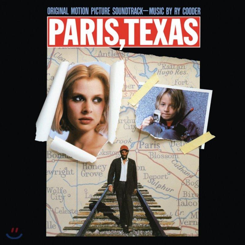 파리, 텍사스 영화음악 (Paris, Texas OST by Ry Cooder) [투명 컬러 LP]