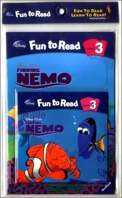 Disney Fun to Read Set 3-05 : Finding Nemo