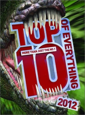 Top 10 of Everything 2012
