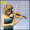 ���� ���̿ø� ���ְ��� (The Great Violin Concertos) (4CD) - Anne-Sophie Mutter