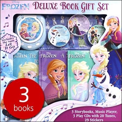 Disney Frozen Music Player Deluxe Box Set