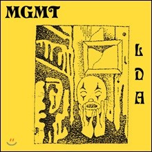 MGMT - Little Dark Age 엠지엠티 정규 4집
