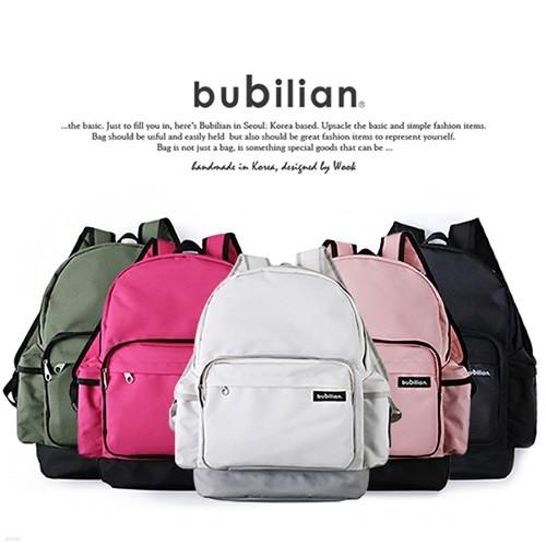 [신학기 이벤트] BUBILIAN 컬러 믹스 백팩 5 color