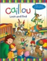 Caillou : Look and Find