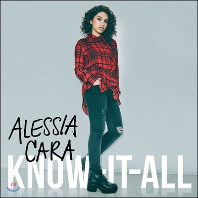 Alessia Cara (알레시아 카라) - Know-It-All [LP]