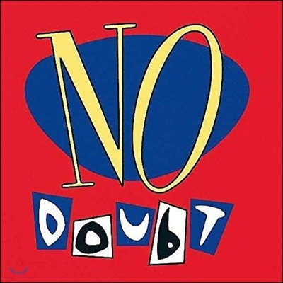 No Doubt (노 다웃) - No Doubt [LP]