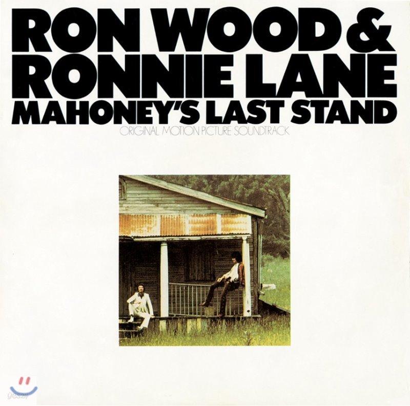마호니스 라스트 스탠드 영화음악 (Mahoney's Last Stand OST)