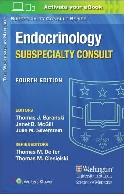 Washington Manual Endocrinology Subspecialty Consult