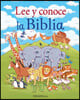 Lee y Conoce la Biblia = The Lion Easy-Read Bible