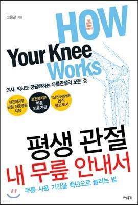 평생 관절! 내 무릎 안내서 How Your Knee Works