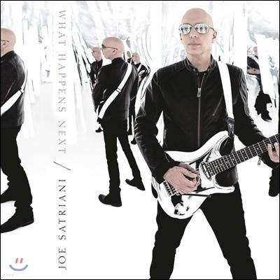 Joe Satriani (조 새트리아니) - What Happens Next [2 LP]