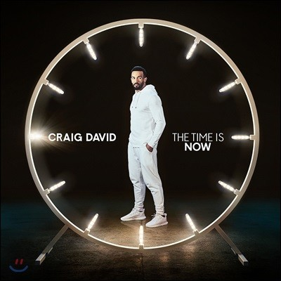 Craig David - The Time Is Now 크랙 데이빗 7집 [Deluxe Edition]