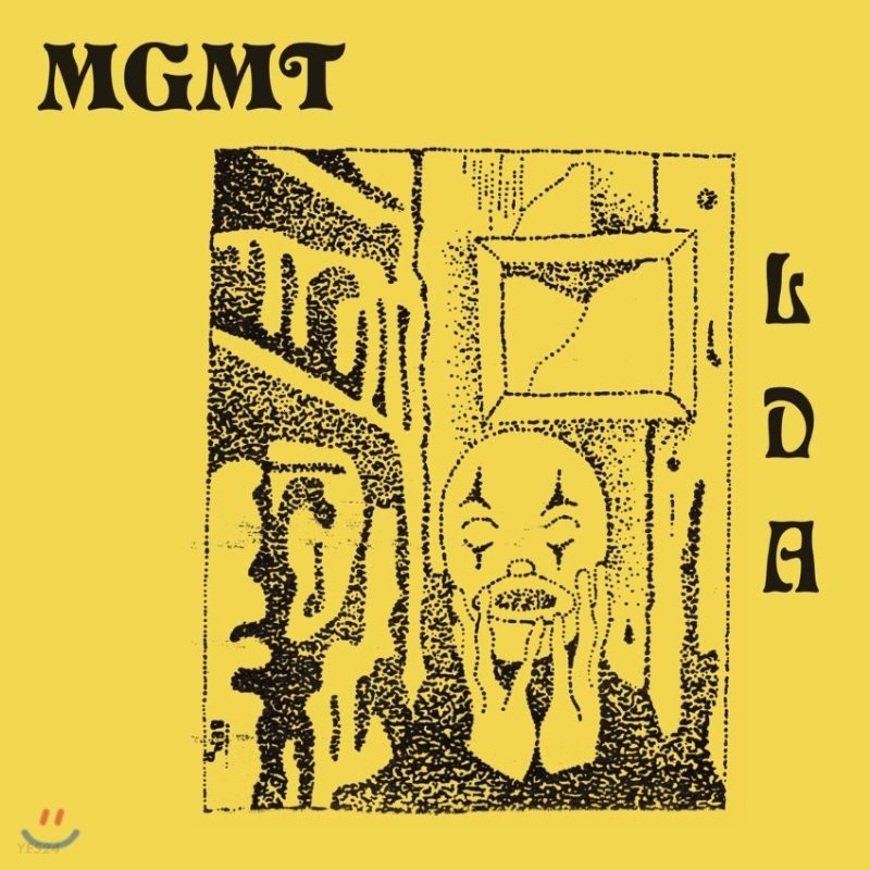 MGMT (엠지엠티) - Little Dark Age [2 LP]
