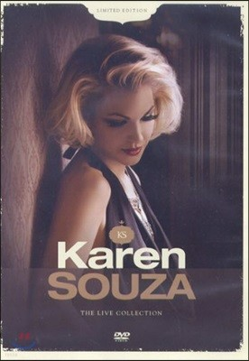 Karen Souza - The Live Colleciton 카렌 수자 라이브 영상 [DVD]