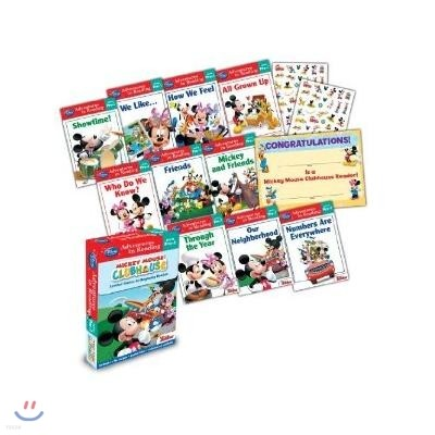 Mickey Mouse Clubhouse Level Pre-1 Set