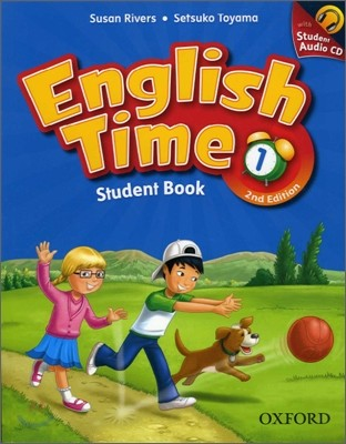 English Time 1 : Student Book with CD